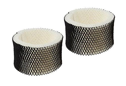 2 Humidifier Filter replacement for Holmes Models HM1300 & to HWF62, HWF62D