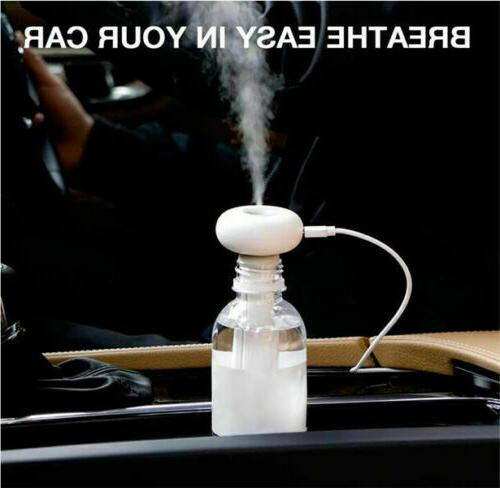 Home Humidifier USB Mist Ultrasonic Diffuser
