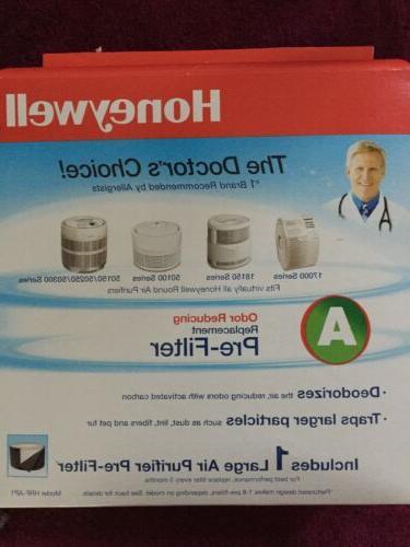 honeywell carbon filter