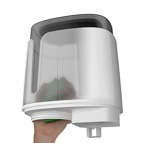 Pure Enrichment Hume Cool Easy-Clean Water Tank, Variable Automatic Shut-Off for and Office