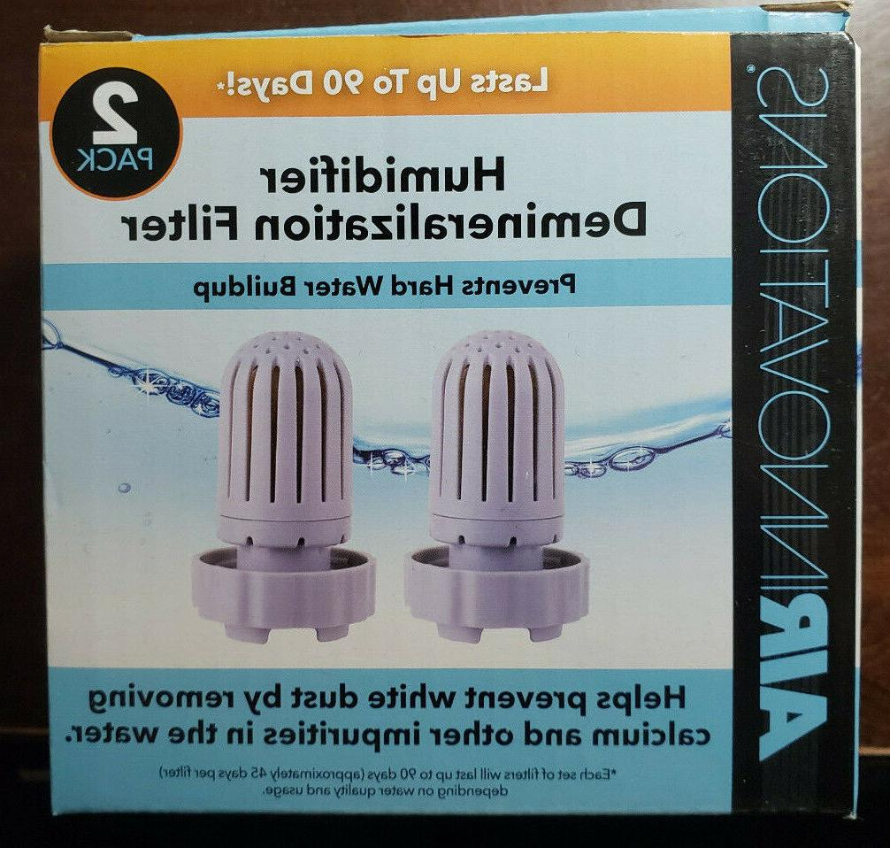 humidifier demineralization water filters 2 pack