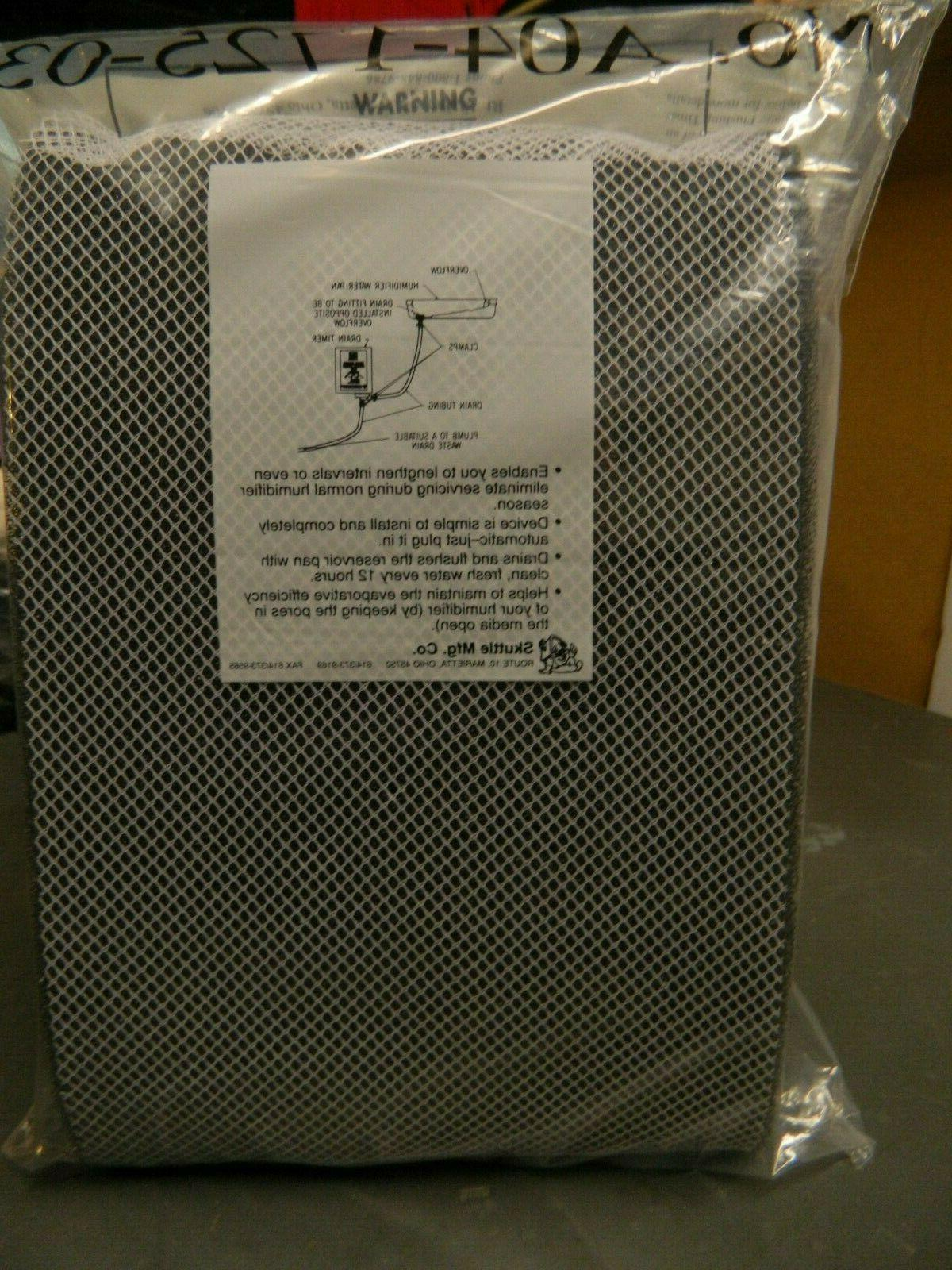 humidifier evaporator pads model 90 series new