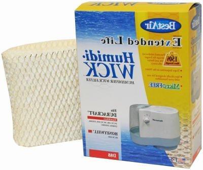 humidifier filter d88
