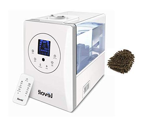 humidifier ultrasonic warm and cool mist 6l
