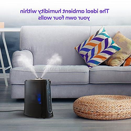 VAVA Room Baby Bedroom, Ultrasonic Cool Mist and Hours Time, Preset Remote
