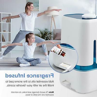 LEVOIT Humidifiers 4L Ultrasonic Cool Humidifier Large