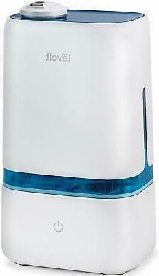humidifiers for bedroom 4l ultrasonic cool mist