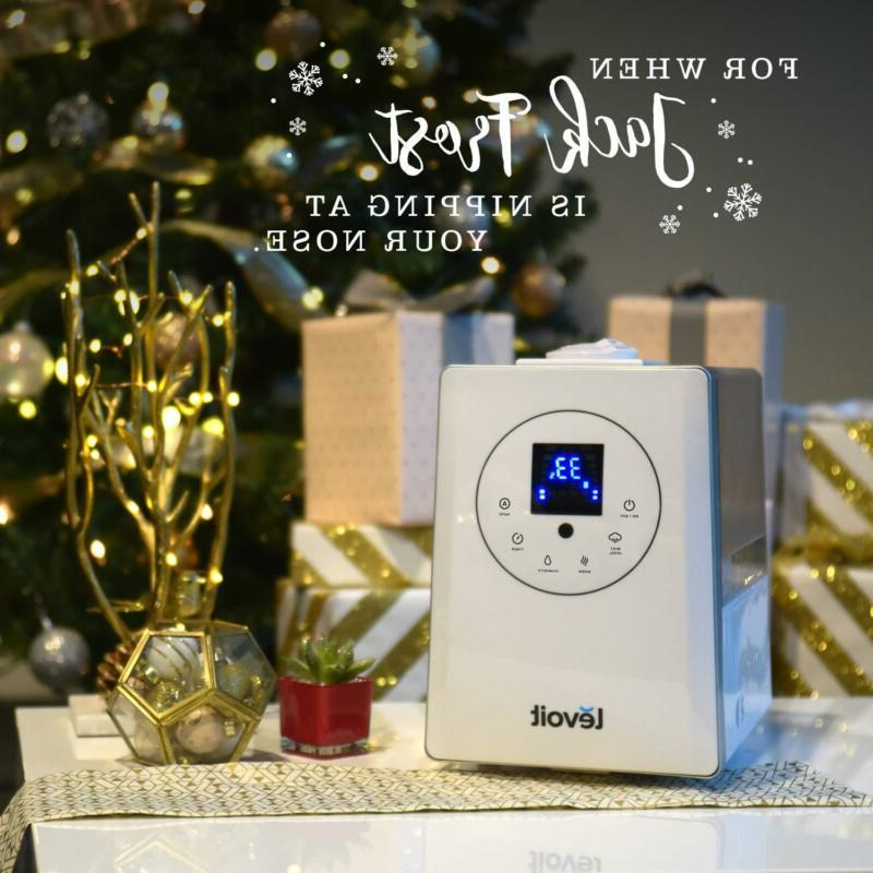 Humidifiers Whole Warm Remote