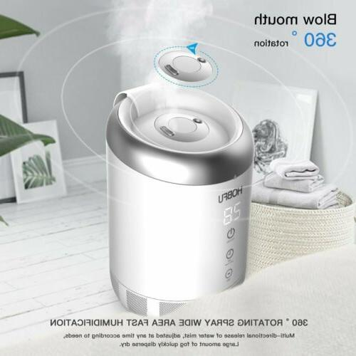 Big Humidifier Best 4L Rooms Home with 12H Timing WN