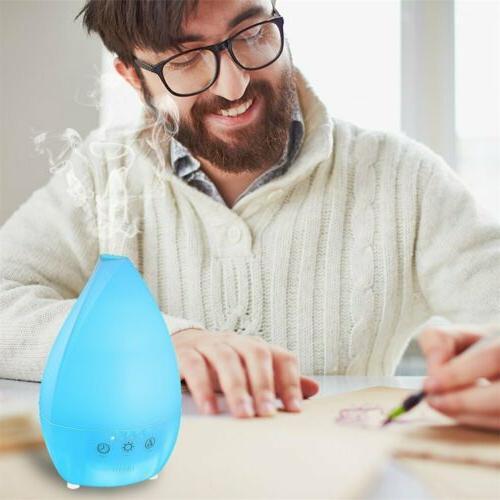 Colorful 7 Essential Oil Air Prurifier