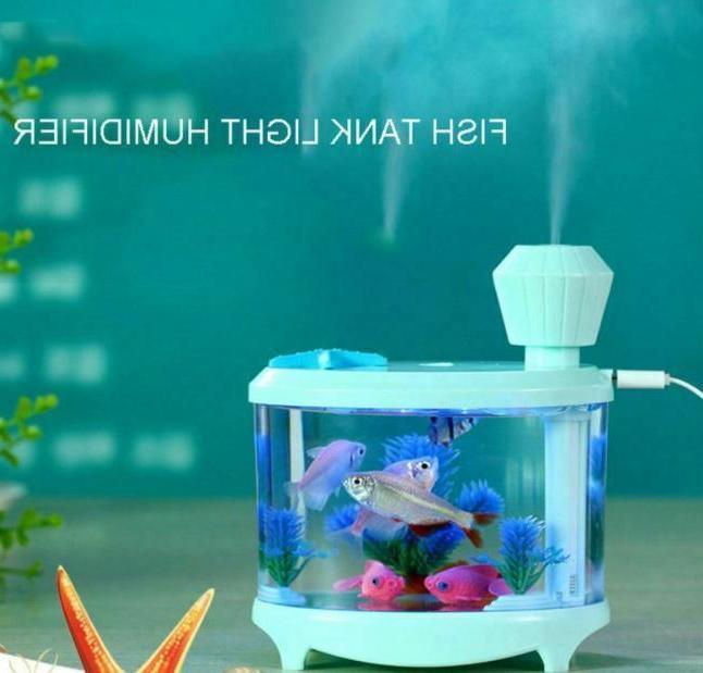 LED Night Light Aquarium