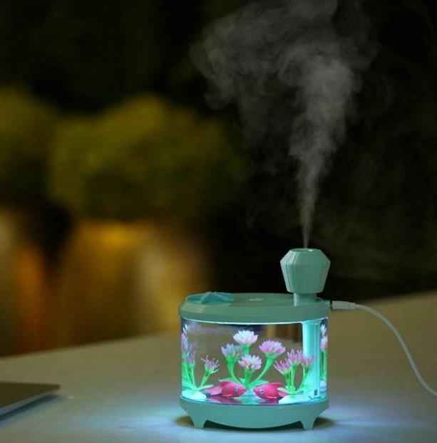 LED Fish Night