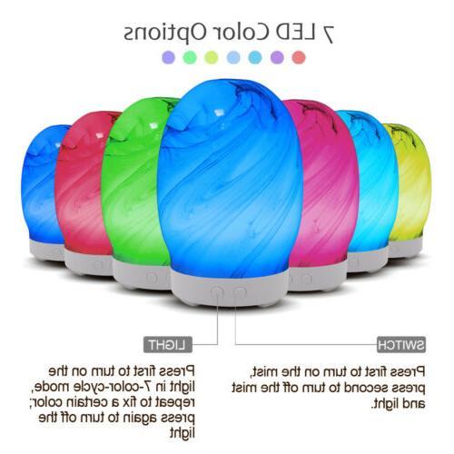 LED Air Humidifier Aroma