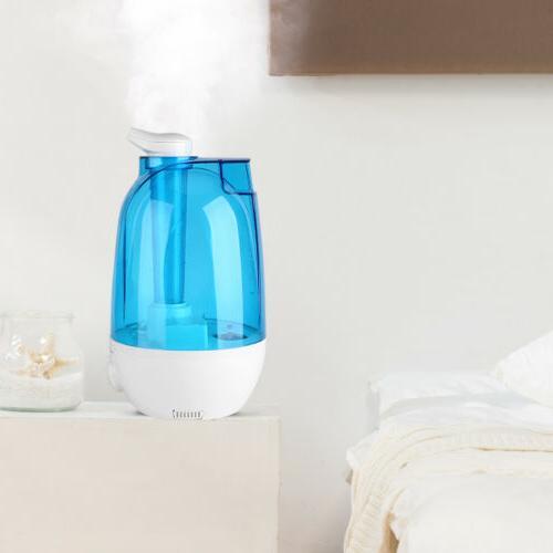 LED Air Atomizer Humidifier