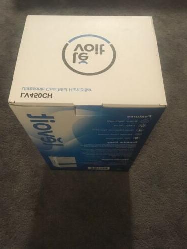 LEVOIT LV450CH 4.5 L Ultrasonic Humidifier -