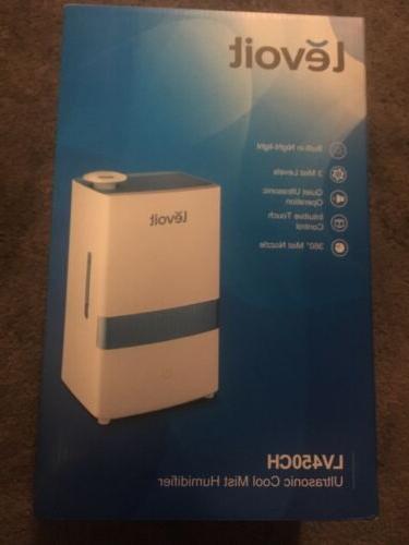 LEVOIT L Ultrasonic Humidifier White