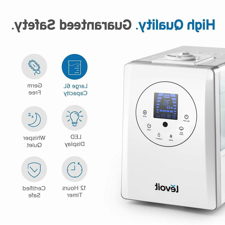 LEVOIT Mist Ultrasonic Humidifier