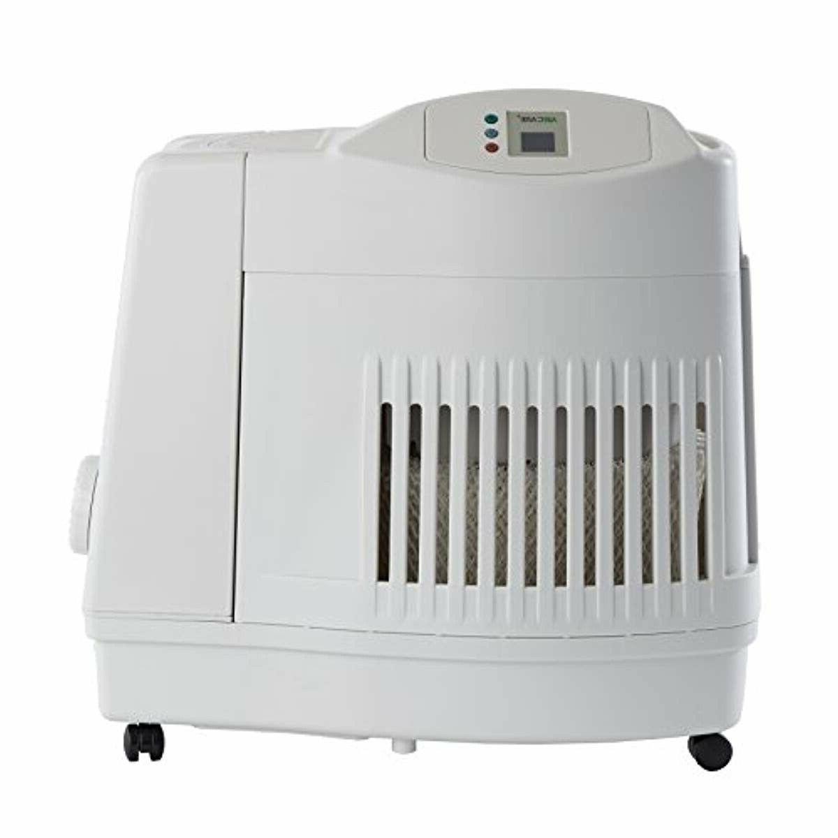 ma1201 whole house console style evaporative humidifier