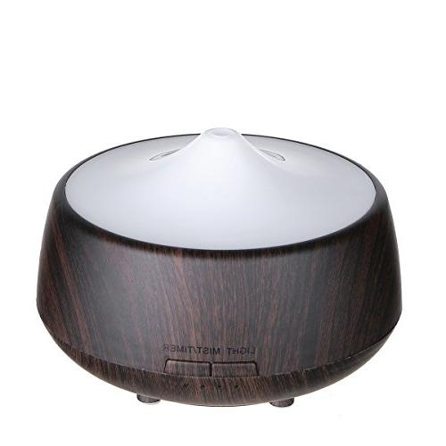 migicshow aroma essential oil diffuser ultrasonic cool mist
