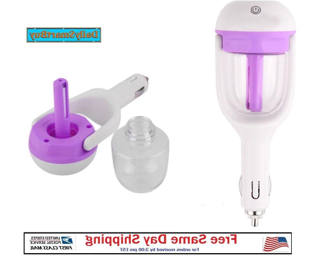 Mini Humidifier Essential Oil Diffuser Ultrasonic Aroma