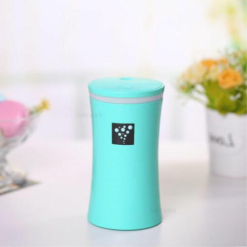 Mini LED Air Humidifier Oil 230ML