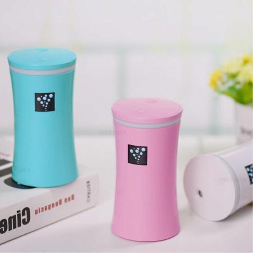 Mini Air Diffuser Oil Aroma Mist Purifier 230ML