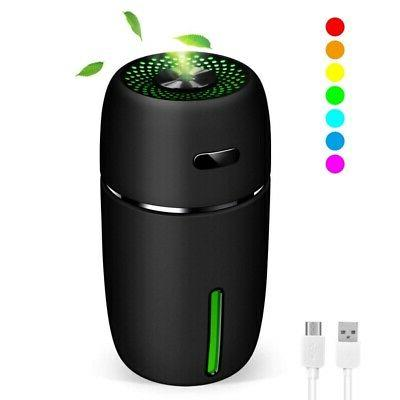 Aroma Diffuser Oil LED