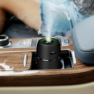 mini usb air humidifier aroma diffuser car