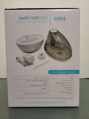 Pure MistAire Ultrasonic PEHUMGRY NEW!