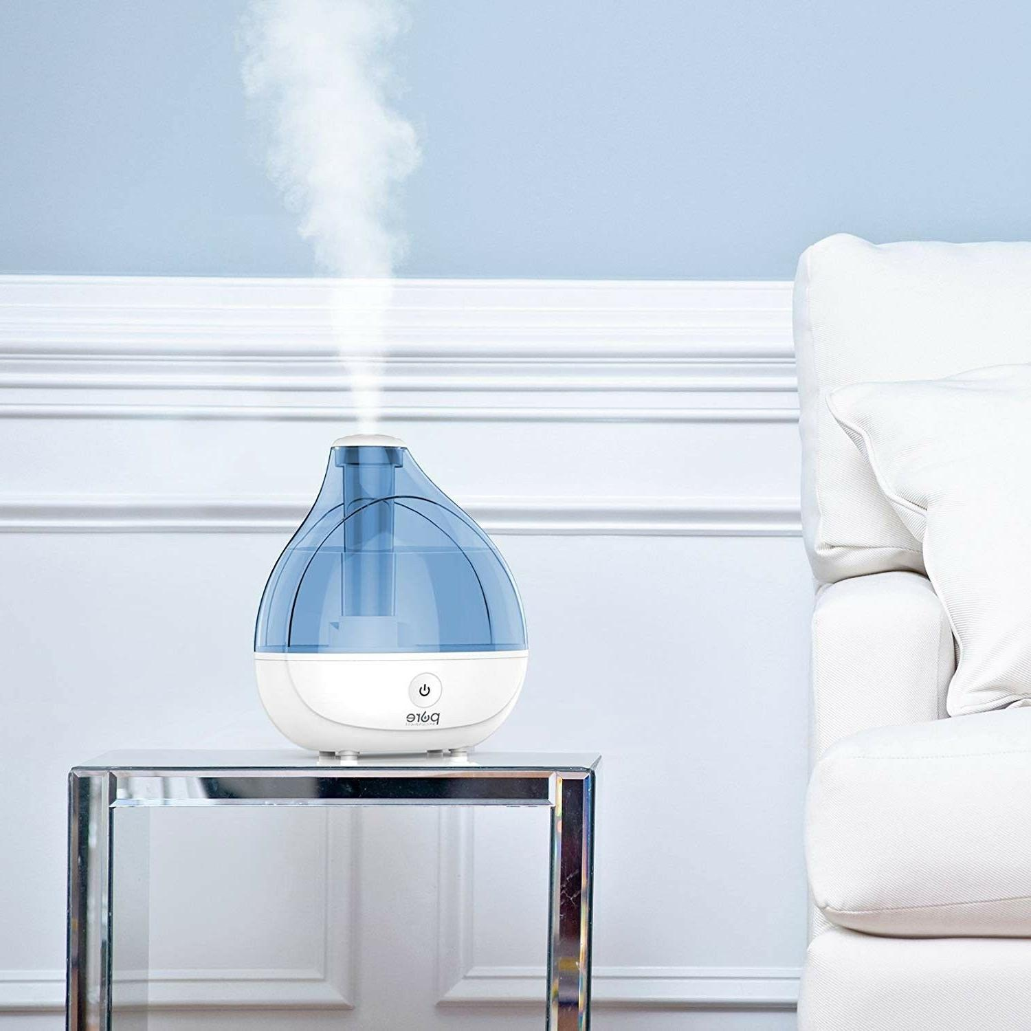 mistaire ultrasonic cool mist humidifier free 3
