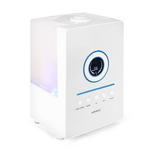 monaco ultrasonic humidifier ionizer air