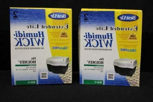 new lot 4 filters holmes hm 1555