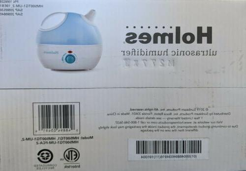 NEW* Holmes Humidifier No Filter Needed - 18
