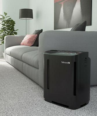 o2 revive true hepa air purifier