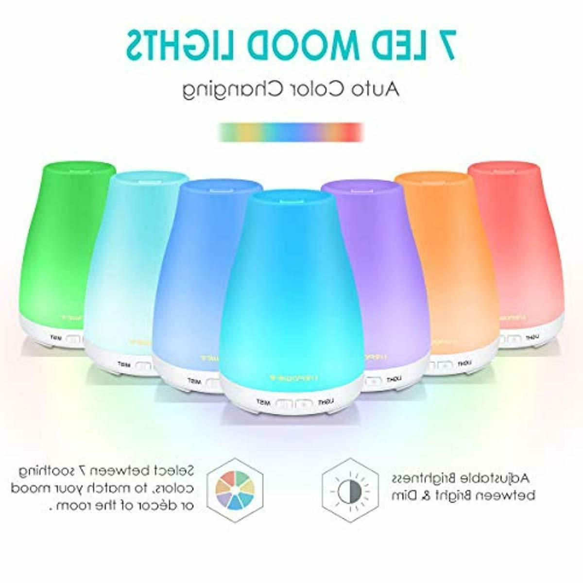 Oil Diffuser Aroma Essential Oil Cool URPOWER version