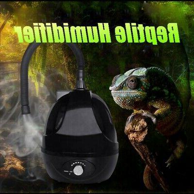2 5l tank amphibians reptile fogger humidifier