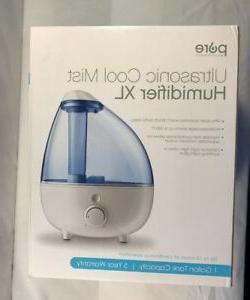Pure Ultrasonic Cool Mist Humidifier XL