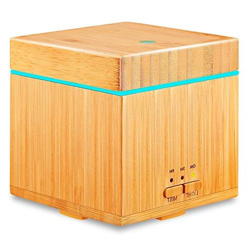 real bamboo diffuser square cool