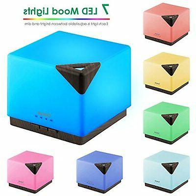 700ml Room Square Aromatherapy Diffuser Large
