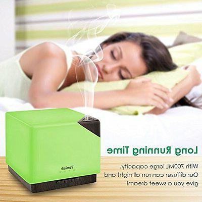 700ml Single Square Essential Diffuser