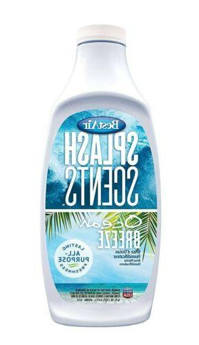splash scents ocean breeze 16 oz humidifier