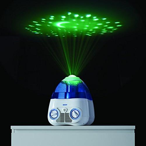 Vicks Starry Mist Humidifier