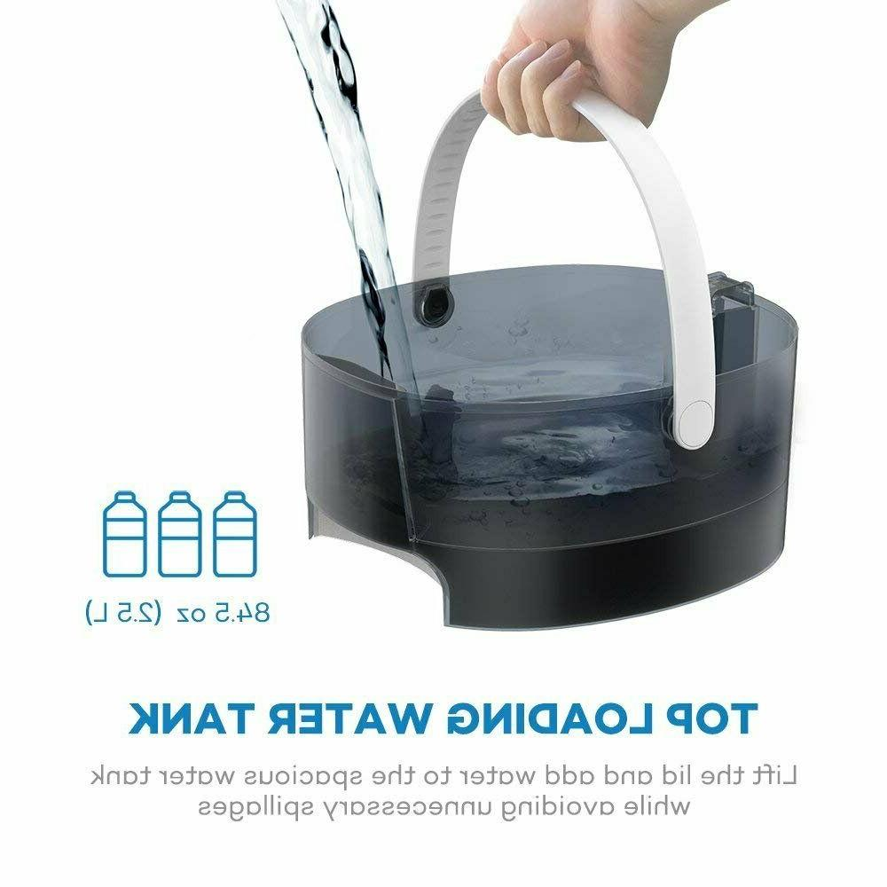 VAVA Top Ultrasonic Humidifier, Cool for Wide
