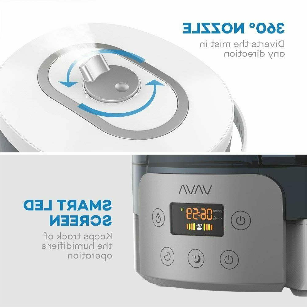 Humidifier, Mist