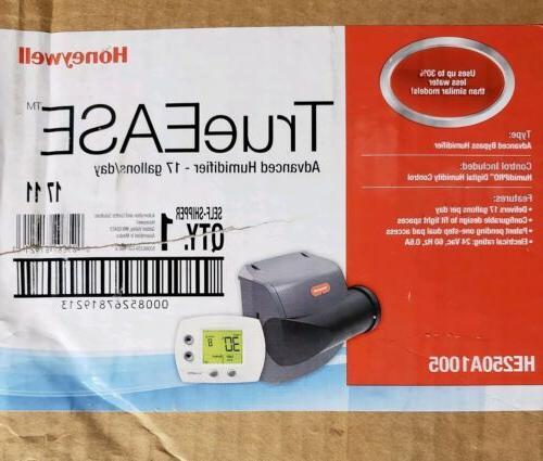 trueease large advanced bypass humidifier he250a1005
