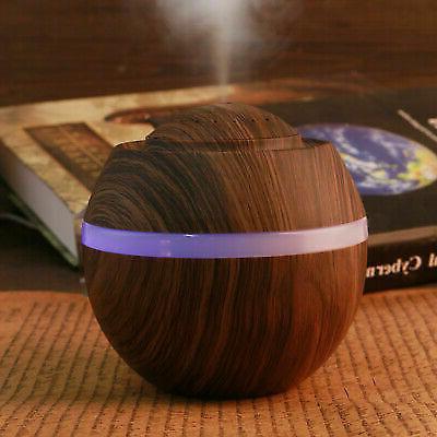 Ultrasonic Purifier LED Essential US