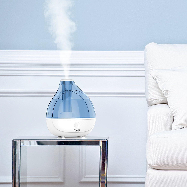 Pure Ultrasonic Cool Mist