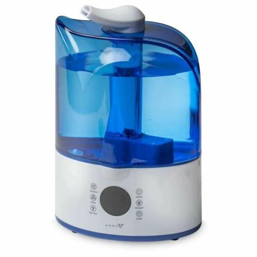 9HORN Humidifier with Remote and Tank, A