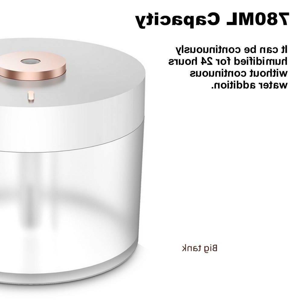 Humidifier Aroma Ultrasonic Essential 780ML