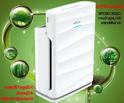 ultrasonic humidifier air purifier oil aroma led